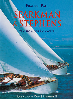 04 SPARKMAN & STEPHENS, Classic Modern Yachts X9T5172