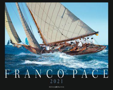 Calendario Franco Pace 2021 Copertina